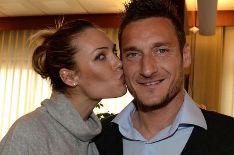 Totti e Ilary Blasi, la coppia più amata della Capitale