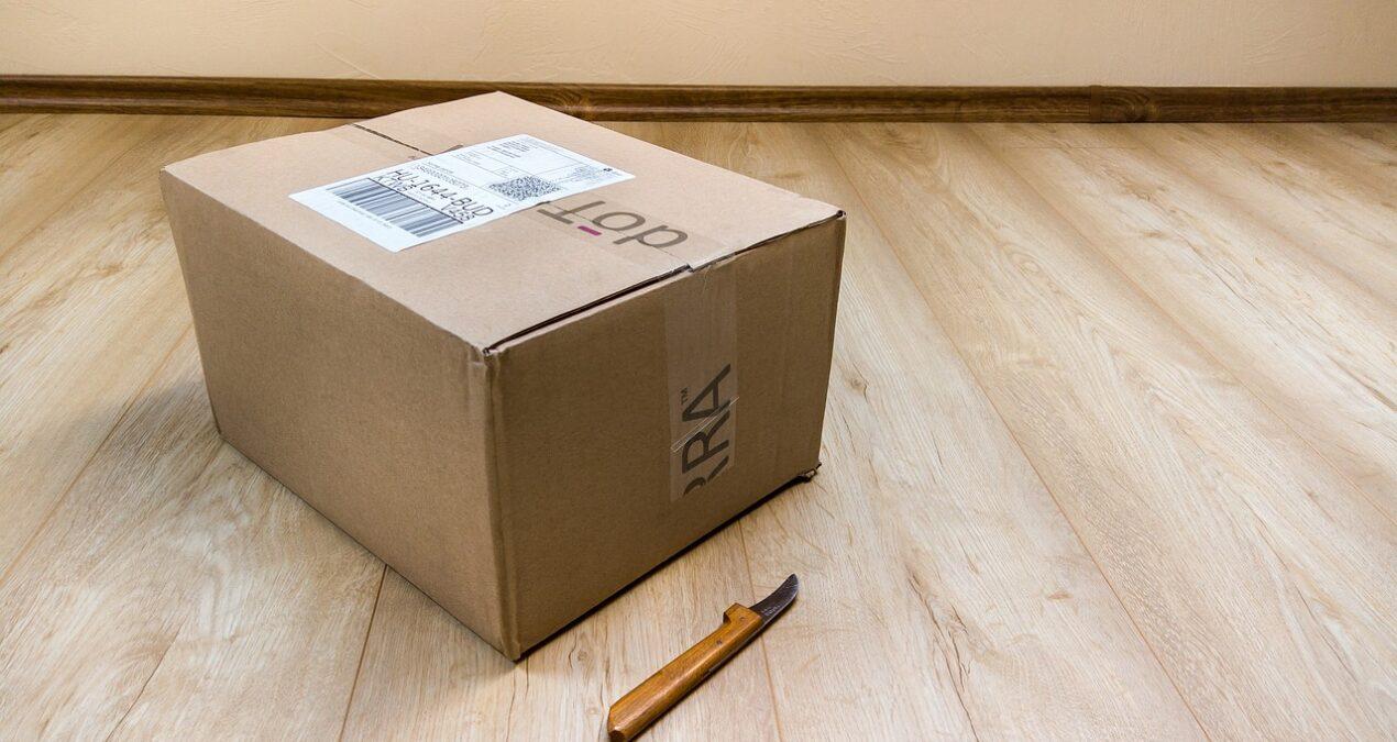 4 Passi per spedire comodamente un pacco online